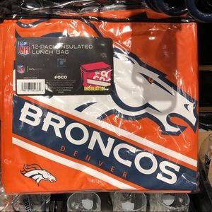 Denver Broncos 12 Pack Cooler
